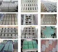 interlocking brick machine made in China ,QT10-15