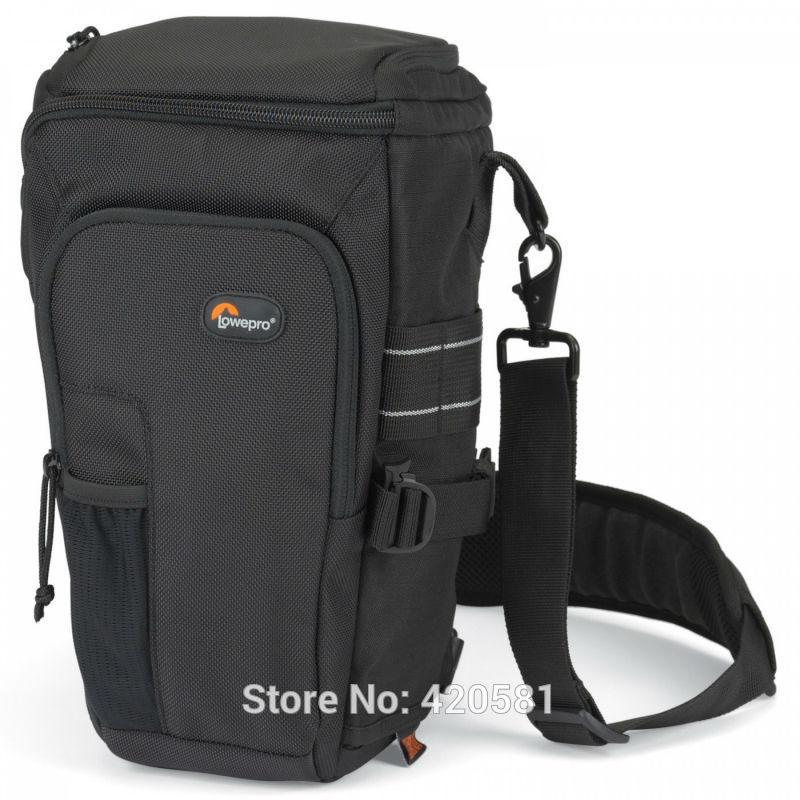 Lowepro Toploader Pro 75 AW DSLR Camera Holster Shoulder Bag Case & Rain Cover(China (Mainland))