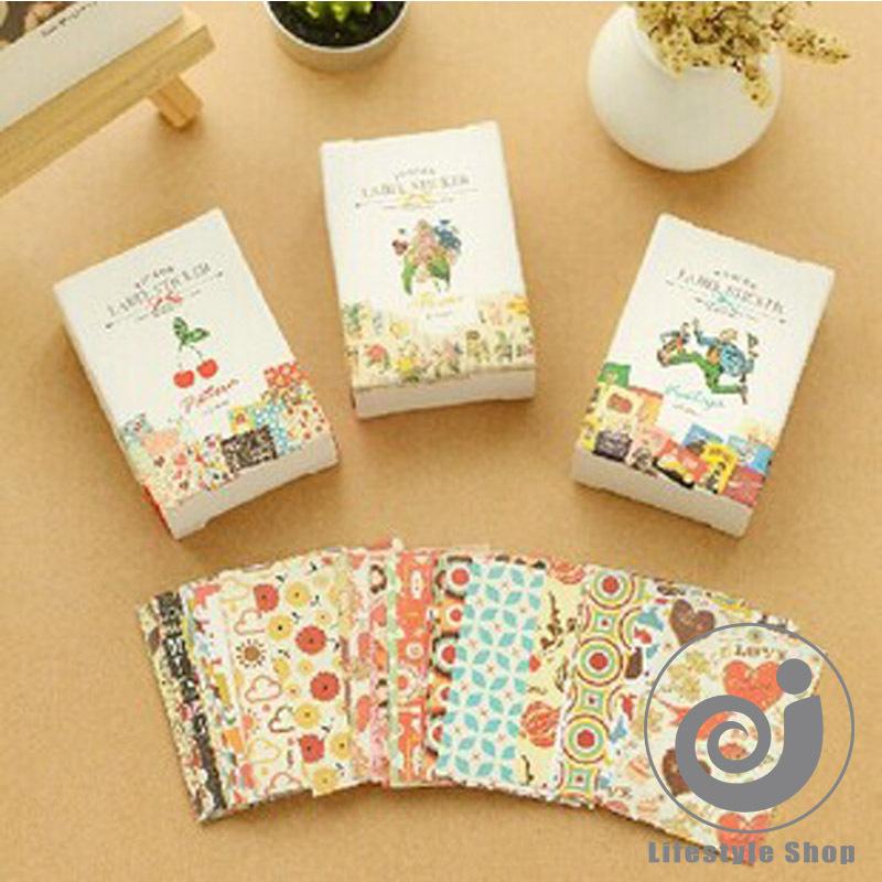 Cute Scrapbook Paper Patterns 156 Pcs Lot Cute Pattern Paper