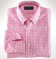 2015 Brand New Mens Shirts Casual Plaid Men's Dress Shirts Slim Fit Unique Neckline Stylish Long Sleeve Shirts,High Quality 7054