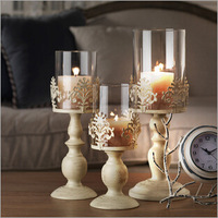 Frees hipping European Creative Candlesticks Home Decoration Iron Art Candle Holders for Wedding decoration Romatic Candle Stick