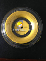 Free shipping 4G Rough 16L (1.25) 660' String Reel/Polyester strings 125 4G rough luxion tennis string