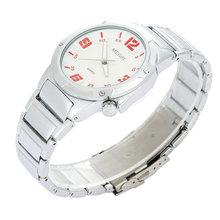 MEGIR Sport Brand Hot Promotions Top Luxury 4 Colors New Fashion Jewelry Casual Sport Men Steel