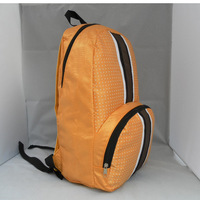 Export Wholesale leisure waterproof polyester Backpack Bag Backpack students dot