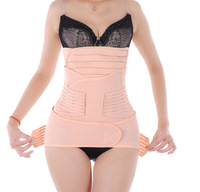 Postpartum Recovery Belt,Abdomen+Stomach+pelvis Elastic band 3 Sets Tummy Band Slim Slimming Waist Belly Band Shapewear CK676127