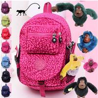 Kids Casual School Bags For Teenagers Women Canvas Backpacks Girls Escolar Cute Back Bag Bolsas Mochilas Femininas SJ1001