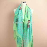 Spain Scarf Women Bufandas Shawls And Scarves Designer Scarf Wholesale Hot 2015 Women's Scarves Wraps Famous Brand Echarpes