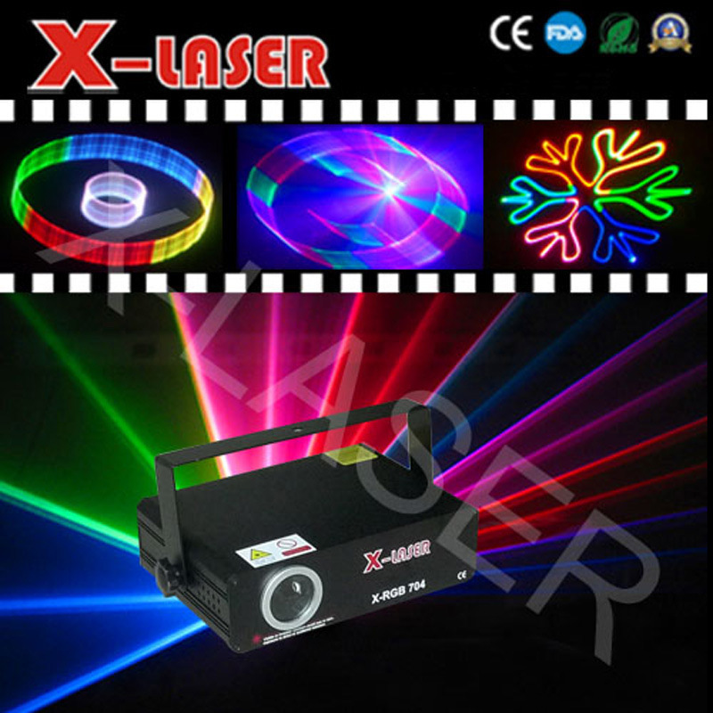 Animal Animation Software 300mw Full Color Animation Laser Light Pattern Text Editing Software Outdoor