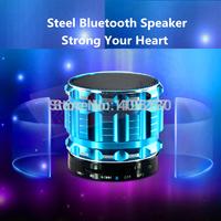 Wireless Portable Bluetooth Speaker loudspeakers mini hifi sound box boombox Digital stereo column blutooth speakers & fm radio