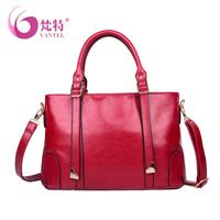 2014 women's brand handbag PU bag fashion shoulder bag cross-body women's mobile big bags