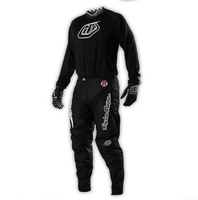 New Arrivals 1 Set Troy Lee Designs TLD Motocross Jersey+Pants+Gloves Motorcycle Racing Bicycle T-Shirt Pants Gloves