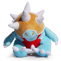 2015 new 25CM plush toys league hat armored dragon turtle plush toys baby toys brinquedos Free Shipping