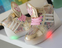 2015 NEW Children Sneakers Boy Girl Lace-Up light With Keep Casual sports shoes kids running shoes