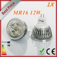 X1 High power CREE Led Lamp 9W 12W 15W Dimmable MR16 12V Led spot Light Spotlight led bulb LED lights downlight lighting