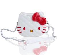Hotsale Hello Kitty Bag Hello Kitty Messenger bag Woman's Purse Hot Bag