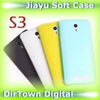 2015 New Sale Original Jiayu S3 Soft Case Silicon Material