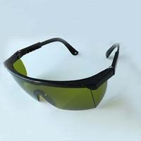 O.D 5+ 808nm and 1064nm YAG laser safety eywear Green lens 800-1100nm