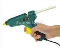 Best Quality Hot Melt Glue Gun 60W + 5pcs Glue Sticks NEW