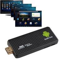 Hot MK809 III Quad core RK3188 XBMC BOX TV android tv stick 2GB RAM 8GB ROM bluetooth wifi Mk809III Mini PC dongle Android 4.4.2