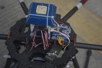 free shipping TL68B01 Folding Carbon Hexacopter W/ArduPilot APM 2.6+GPS+6 Motors+30A ESCs+prop