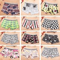 Hot Sale New Arrival~ Free Shippng Wholesale New Men's Underwear 93% Cotton 17 Styles Men's Boxers 5pcs/lot L-XXL