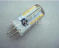 2015 NEW High Power G4 SMD3014 AC220V  64led SMD LED  360 Beam Angle LED bulb  200PCS