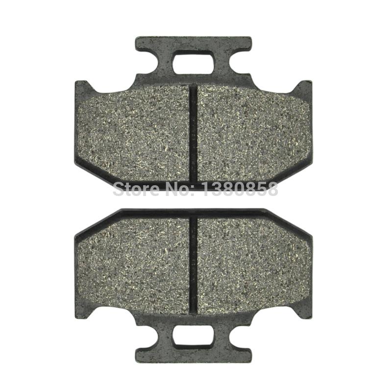 Motorcycle Rear Brake Pads For Kawasaki KDX125 KDX200 KDX250 ...