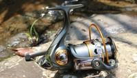 2000-6000 series Fishing Reel 11 Ball Bearings Carp Fishing Metal Spool Spinning Reel Saltwater Fish Gear Free Shipping