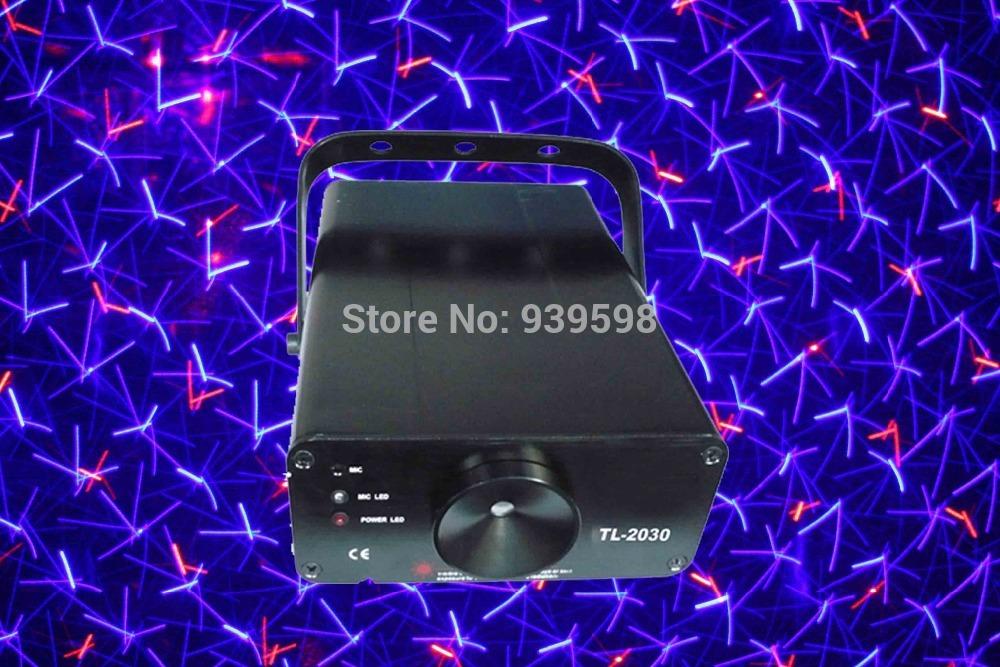 Лазерный фонарь FOREST  TL2030RB
