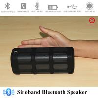 Sinoband S400 high quality mini portable bass blue tooth bike speaker buletooth tweeter speaker super tweeter