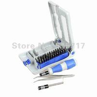 One Set of Original Jackly HQ Precision Multi-functional Screwdriver Tweezer JK6026B Tool Kit Set