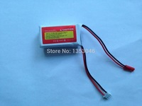 2pcs/lot Lithium Polymer Lipo Battery 7.4V 1000Mah 2s 25C T for RC Car Airplane Helicopter Aircraft