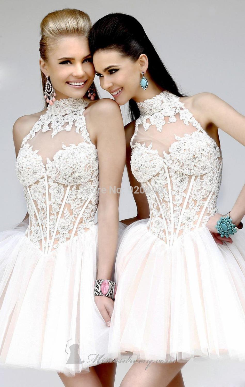 2015 Affordable Buy cheap Mini Plus Size Petite Applique Beading Appliques Beading Bridal dresses(China (Mainland))