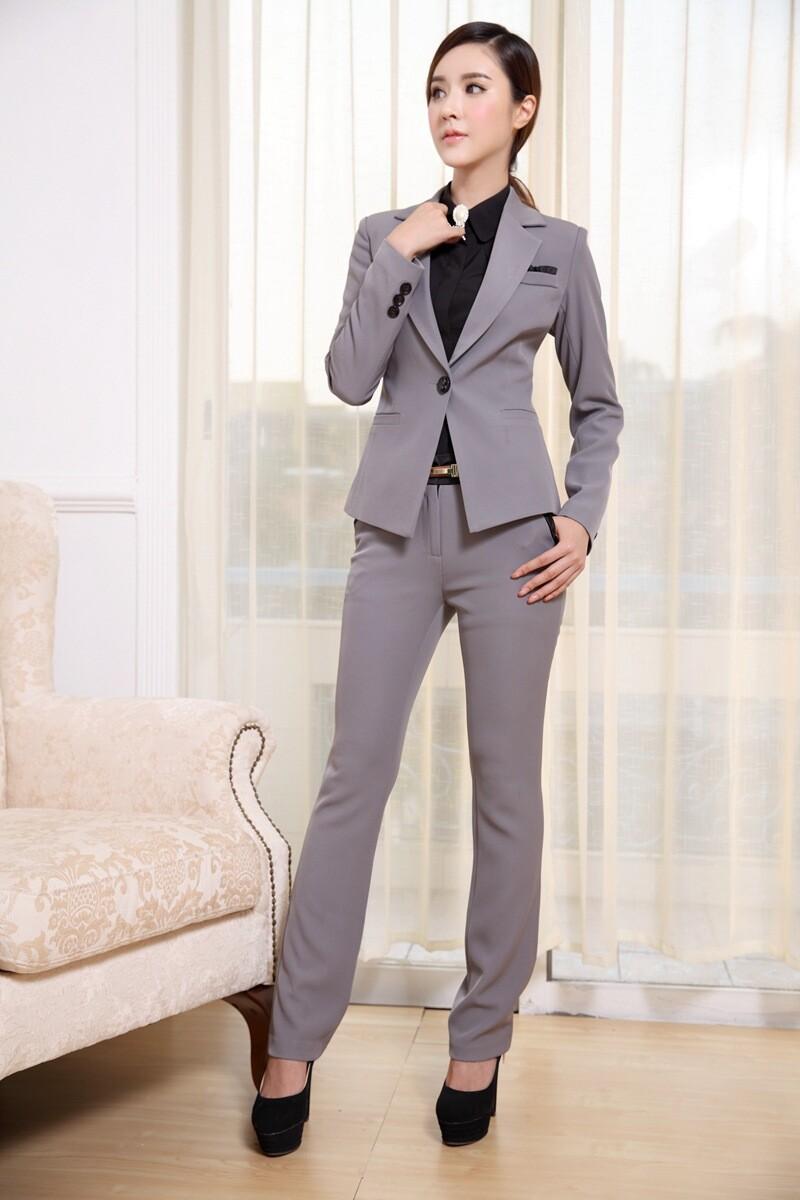 Ladies Designer Pants Suits Designs Woman Pant Suit