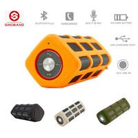 Sinoband S400 2015 new gadgets mini wireless bluetooth speaker portable audio video