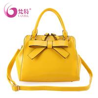 Bow women's handbag women's handbag bag brief fashion messenger bag