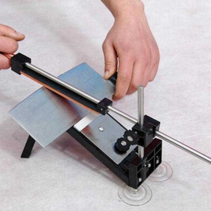 ZD Universal Practical Professional Kitchen Sharpener Knife Sharpening Stand(China (Mainland))