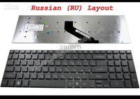New Laptop keyboard For Gateway NV55 NV57 compatible for Acer 5830 5830T 5830TG 5755 5755G Black Russian RU Layout - V121702FS1