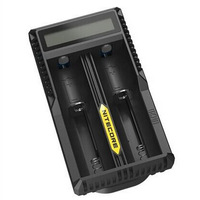 Nitecore UM20 LCD Intelligent Charger USB Output Charging Li-ion/IMR Battery Mobile Phone Charger