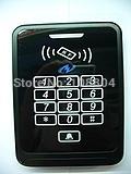 password and dual sensor entrance machine,Password or open door sensor combination or open, it can add user 3000