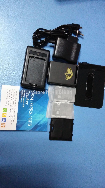 Gps трекер tk102 GPS / GSM / GPRS GPS трекер tk102B с 2 аккумулятор бесплатный sigapore сообщение