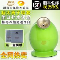 Braises face device beauty instrument nano moisturizing spray household heat