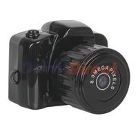 2015 New Portable Smallest 720P HD Webcam Mini Camera Y3000 mini webcam Mini Video Recorder Camcorder DV DVR