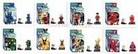 SY259 Super Heroes Avengers Minifigures magnet / loki /green arrow Assemble Building Blocks Minifigures Bricks action baby Toy