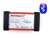 DHL free New CDP 2014.R2+bluetooth CDP pro software &install video TCS Multidiag pro+ New VCI