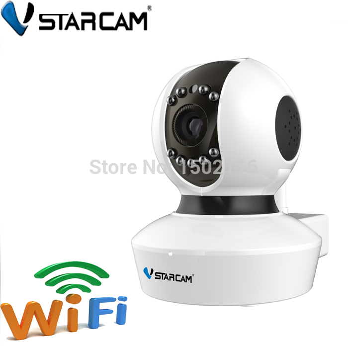 VStarcam C7823WIP Mini WIFI IP Camera 3.6mm lens Built in speaker Support motion detection Wireless network security cameras(China (Mainland))