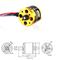 free shipping DYS 3-5S 575W BE2820 1200KV Brushless Motor For RC Quadcopter Multicopter
