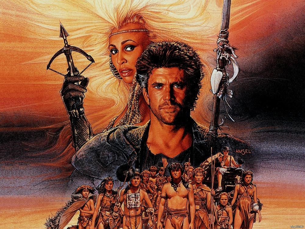 Mel Gibson Mad Max Mad Max Rockatansky Mel Gibson