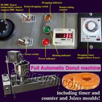 12 months warranty 304 stainless steel body donut machine_donut maker_donut making machine for cooking donut