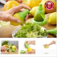 2015 Cooking Tools Lemon Fruit Citrus Lime Orange Stem Sprayer Juice Maker Juicer Kitchen Juicer Squeezer Reamer Kitchen Tools